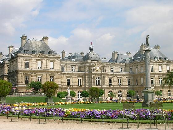 virtual paris 2010 licensed for non commercial use only le jardin du luxembourg. Black Bedroom Furniture Sets. Home Design Ideas